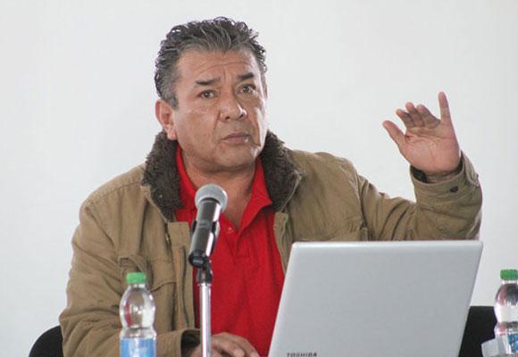 Arraigo domiciliario a Simitrio: Gobierno informa a UPVA