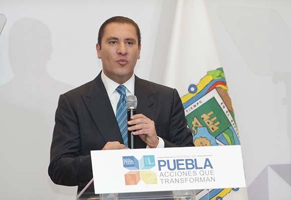 Condena Fosyppue  doble discurso de Moreno Valle para recuperar enemistades rumbo a las elecciones