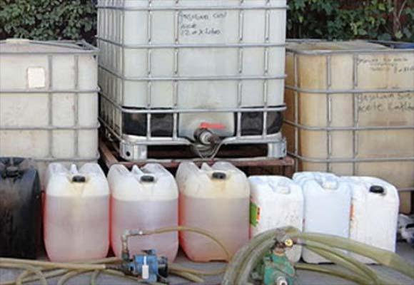 GUEPT: cierran cuatro gasolineras de la región de Tecamachalco