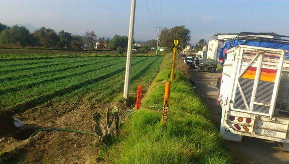 Tepeyahualco: huachicoleros amenazan con matar al edil