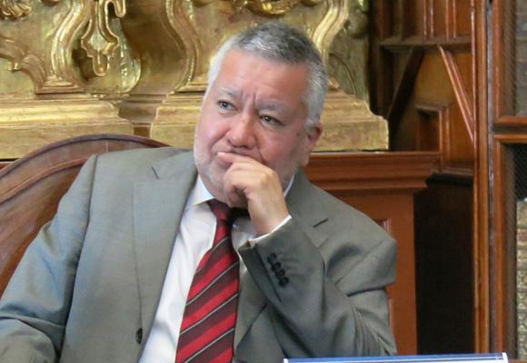 Moisés Rosas desconoce proyecto Museos de Puebla; dice que impulsará recintos creados