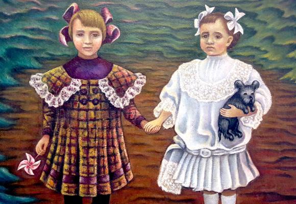 Expone el Museo UPAEP la obra de Aurora Reyes, la primera muralista mexicana