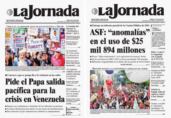 La Jornada: una voz indispensable