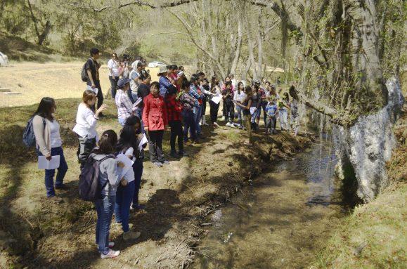 Organizaciones sociales recurren a la población para sanear el Río Atoyac