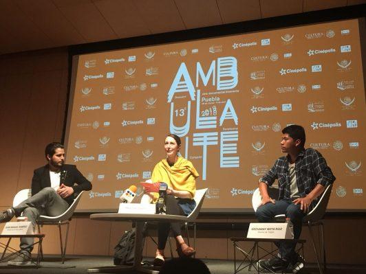 En Puebla, Ambulante cumple 13 años de hacer que el cine documental se vea en colectivo