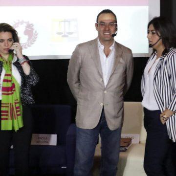 Candidatos del PRI, PVEM y Morena a la alcaldía de Puebla buscarán organizar debate sin la participación del PAN