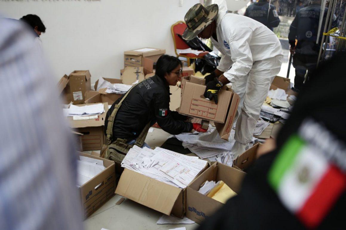 Solicita Congreso que presidente del TSJ informe sobre presencia de Mancilla en mapache en el pasado proceso electoral poblano ▪︎ Foto: Ramón Sienra