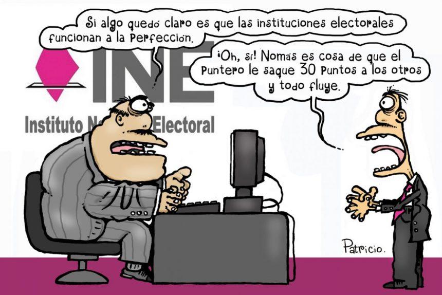 Las instituciones electorales