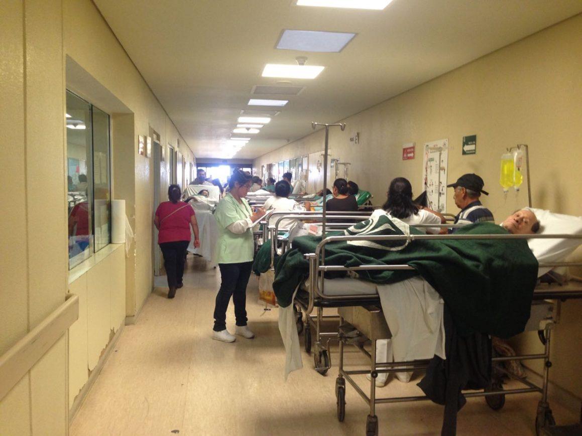 A un año del sismo, saturación de urgencias de La Margarita, un problema de salud pública