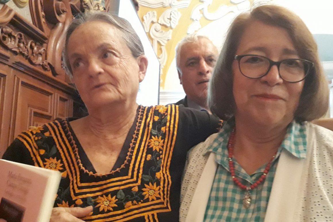 Ayer como hoy el patriarcado subsiste pero también la lucha, dice María Fernanda Campa