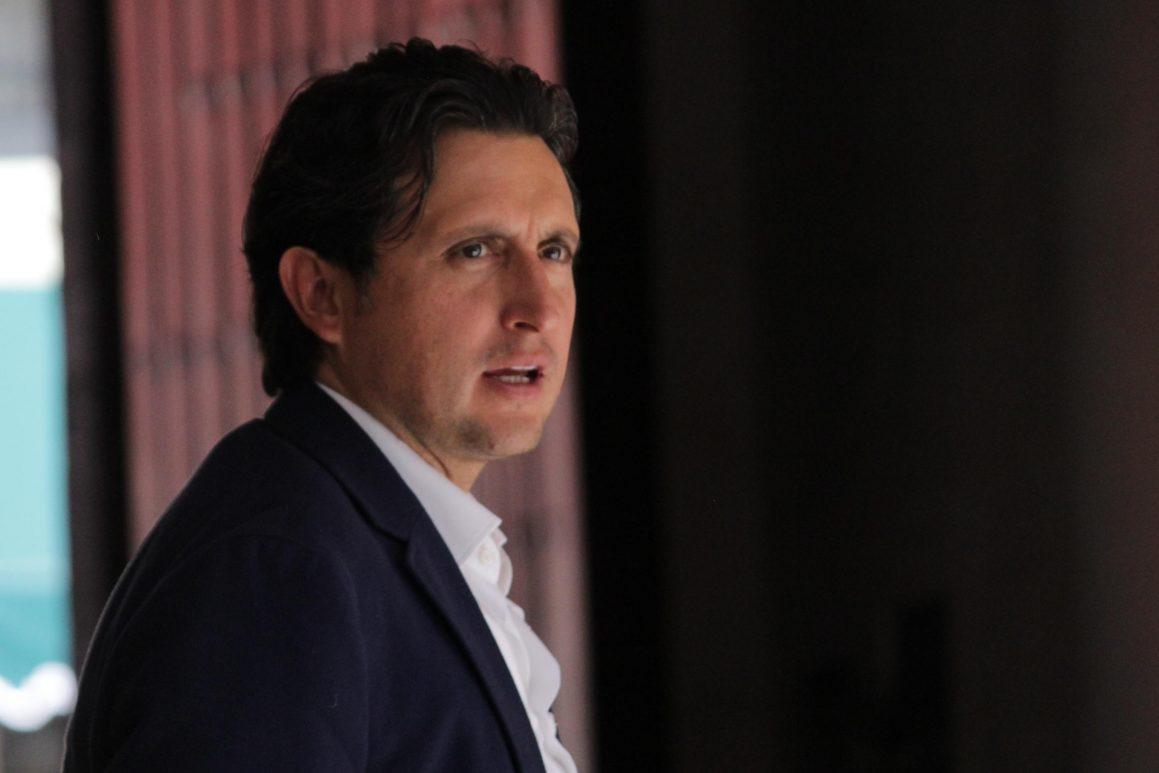 José Juan Espinosa desconoce terna de candidatos a la gubernatura interina; se pronuncia vs. Almeida