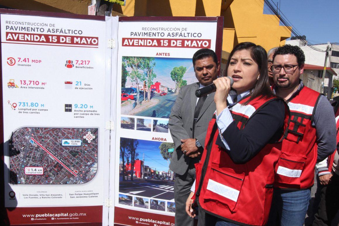 La alcalde capitalina saludó la designación del gobernador interino