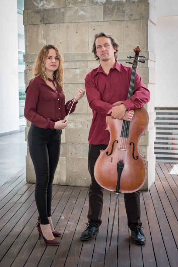 El músico checo Jan Zalud y la directora cubana Sandra Cepero darán un paseo musical por el romanticismo y sus contrastes