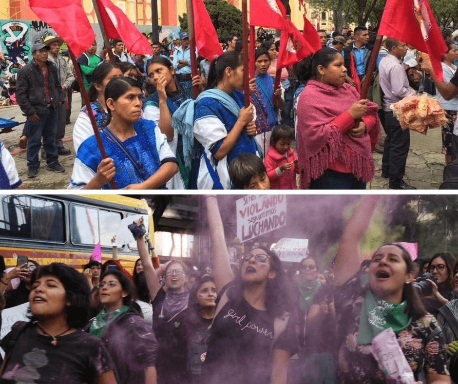A la derecha le duelen los triunfos del pueblo organizado
