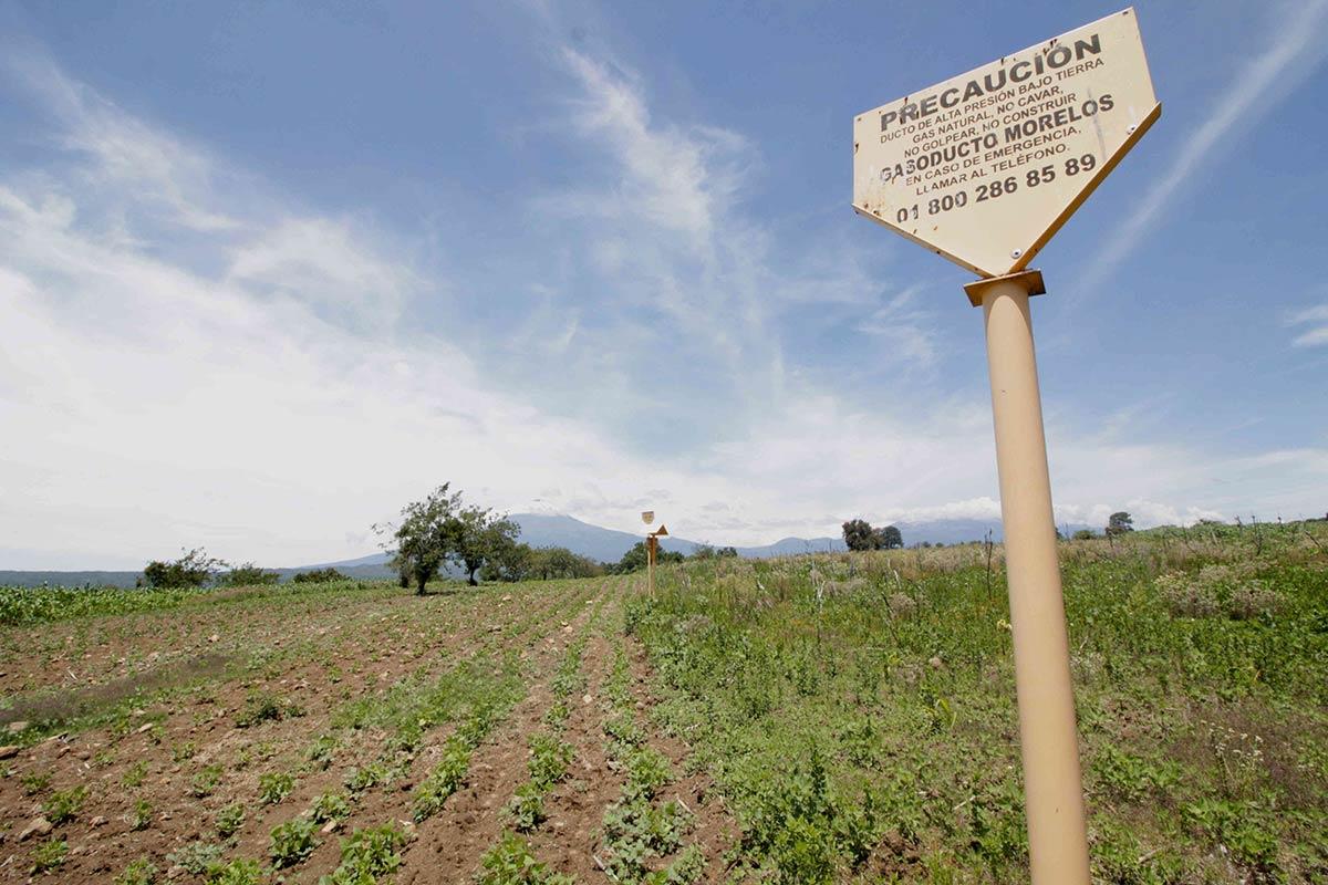 Asegura Barbosa que gasoductos ni plantas eólicas afectarán a campesinos