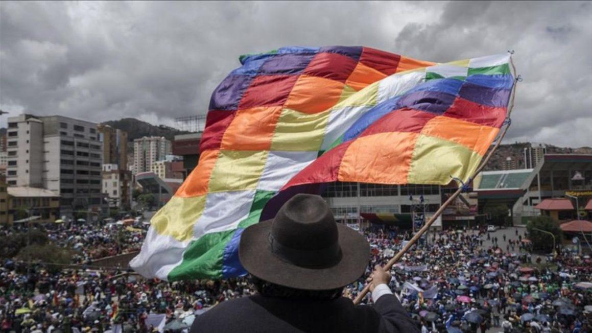 Convocan a firmar en rechazo a golpe de Estado en Bolivia