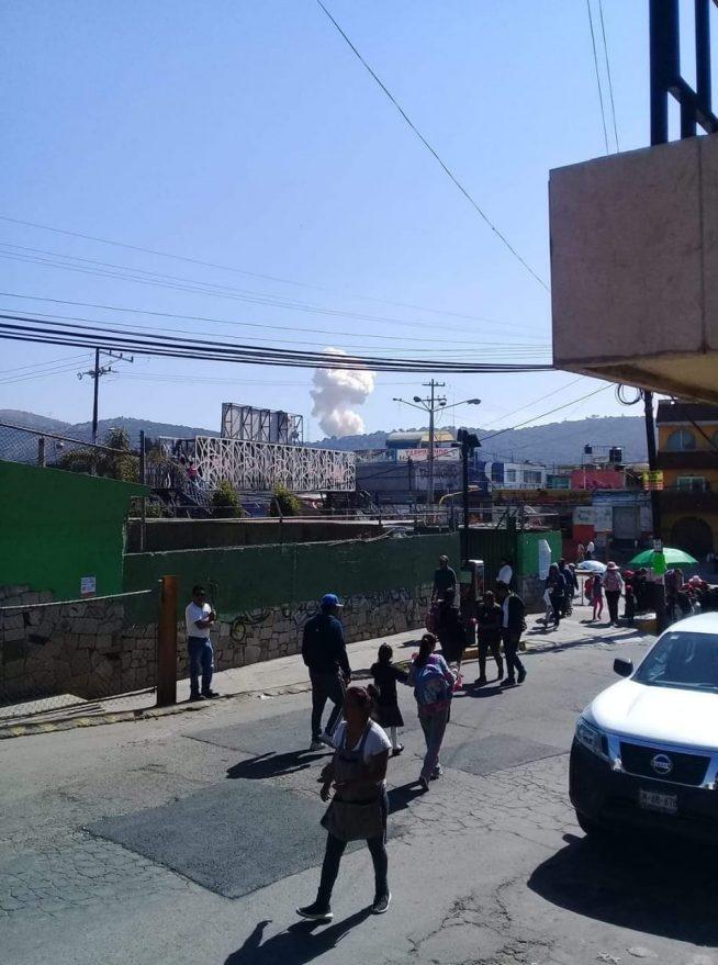 Cuatro muertos y siete lesionados arroja explosión de polvorín en Alpuyeca