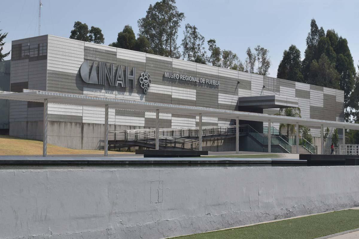 INAH ya interviene en desaparición de piezas de museos poblanos; gobierno estatal iniciará auditoría, confirma Barbosa