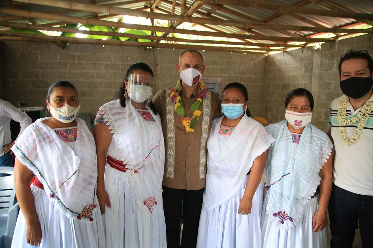 Integran en Cuetzalan el primer Comité Comunitario de Mujeres por la Salud, la Alimentación y el Agua