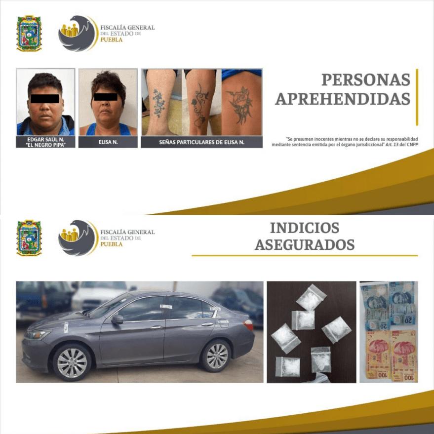 """Cae en Puebla """"El Negro Pipa"""", presunto responsable del feminicidio de una periodista en Acapulco"""