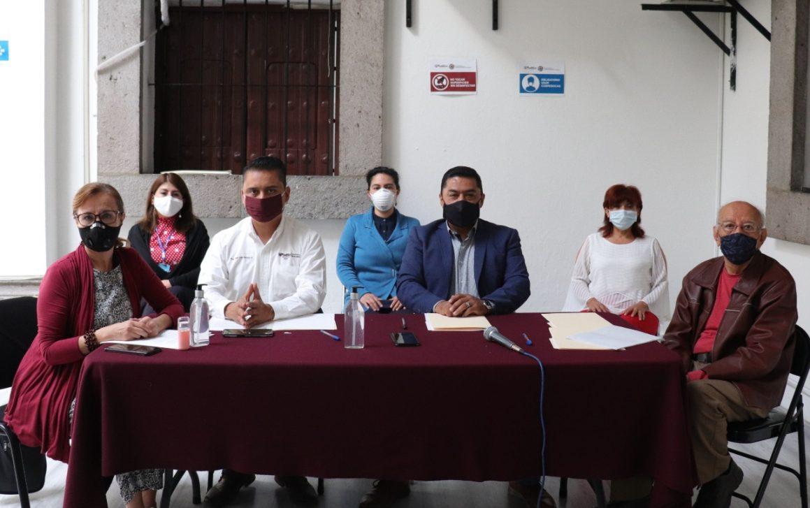 Respaldan regidores de Puebla que Barbosa efectúe el Grito de Independencia