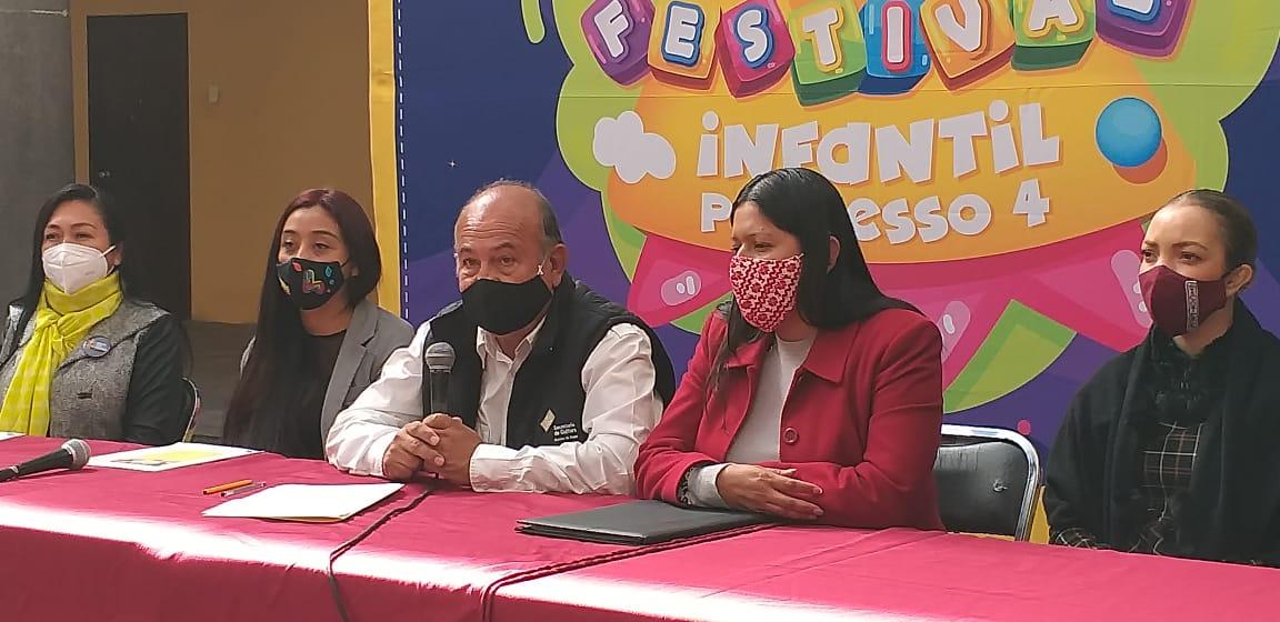 Con recursos de casi 700 mil pesos del Profest, alistan la séptima edición del Festival Processo 4
