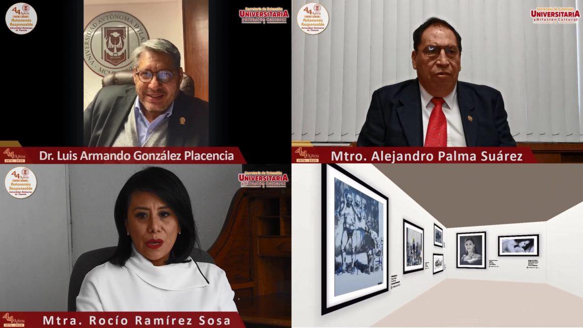 """Muestra UAT la exposición """"Anecdotario de Vivencias Artísticas"""""""
