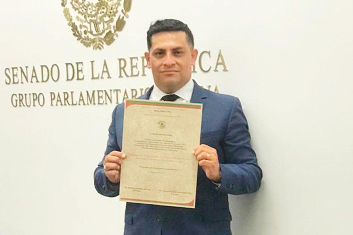 Fredy Erazo pierde el cargo de magistrado electoral; TEPJF pide al Senado elegir a una mujer